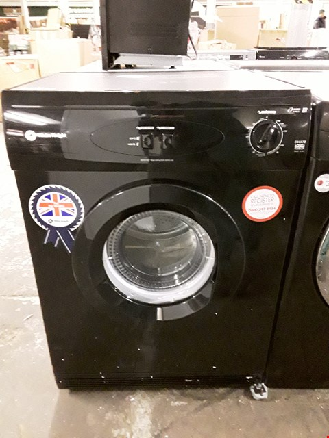 Lot 15 WHITE KNIGHT C44A7B 7KG LOAD VENTED DRYER - BLACK