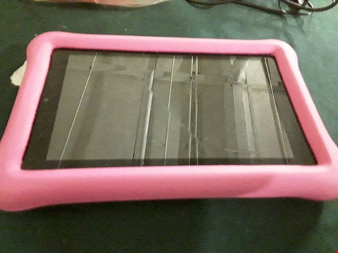 Lot 18005 FIRE 7 KIDS EDITION TABLET 7 INCH DISPLAY PINK RRP £129.99