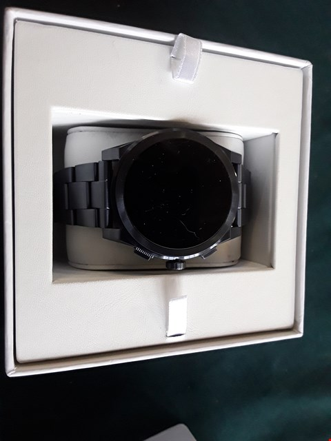 Lot 69 MICHAEL KORS ACCESS GRAYSON SMART WATCH RRP £459