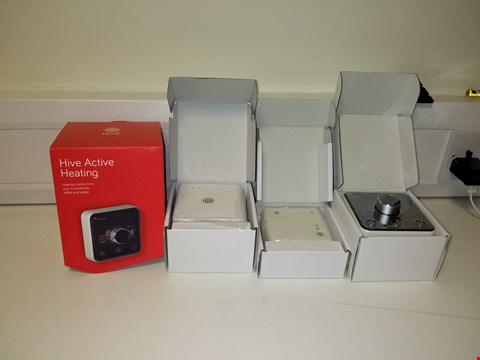 Lot 2101 HIVE ACTIVE HEATING/HOT WATER SMART CONTROLLER  RRP £239.99