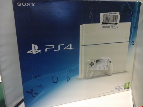 Lot 1008 BOXED SONY PS4 500GB CONSOLE  RRP £549