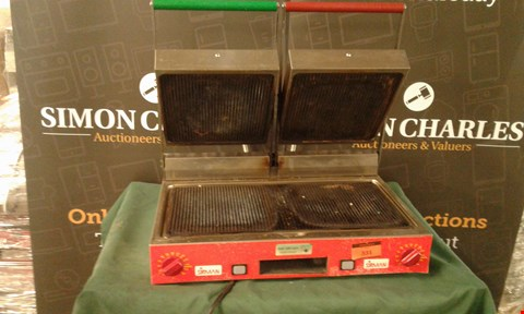 Lot 139 SIRMAN PANINI GRILL COMMERCIAL