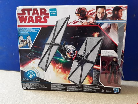 Lot 5087 BOXED STAR WARS TIE FIGHTER