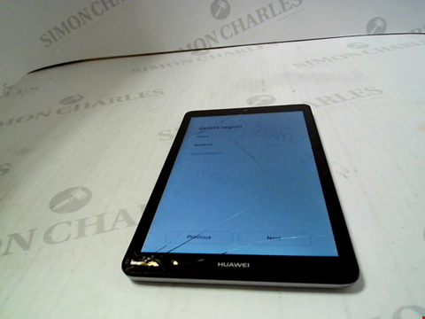"""Lot 705 HUAWEI MEDIAPAD T3 7"""" ANDROID TABLET"""