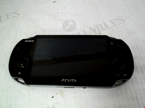 Lot 3165 PS VITA CONSOLE (UNBOXED)