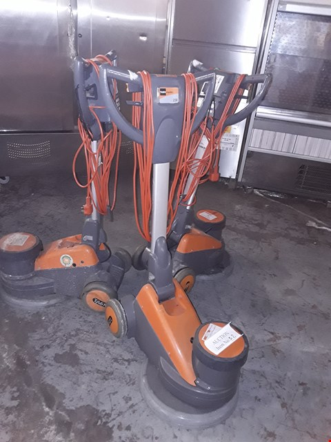 Lot 37 TASKI ERGODISC 238 FLOOR CLEANING MACHINE
