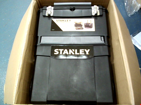Lot 11265 STANLEY MOBILE WORK CENTRE