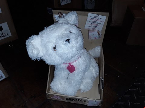 Lot 5092 ANIMAGIC PENNY MY CUTE & CURIOUS PUPPY RRP £35.99