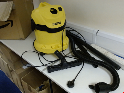 Lot 16802 KARCHER WD 2 MULTI-PURPOSE VACUUM CLEANER