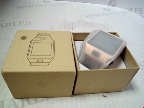 Lot 5666 BOXED UNBRANDED SMARTWATCH