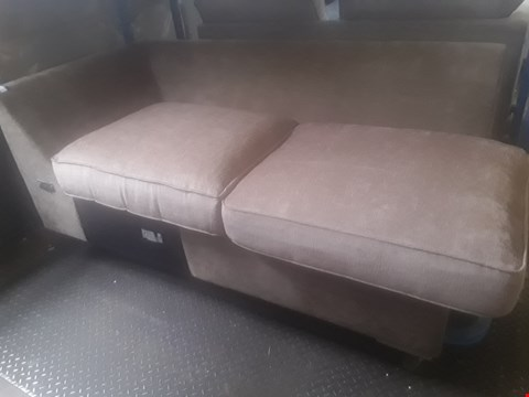 Lot 64 ROSE FABRIC TWO SEATER SECTION