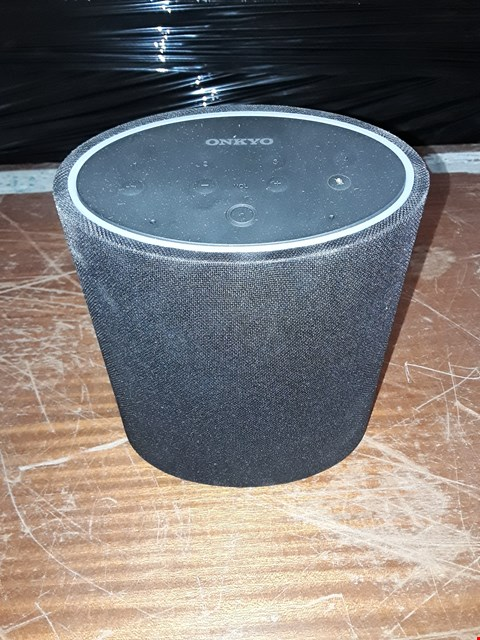 Lot 2001 ONKYO P3 SMART SPEAKER- VC-PX30-BLK