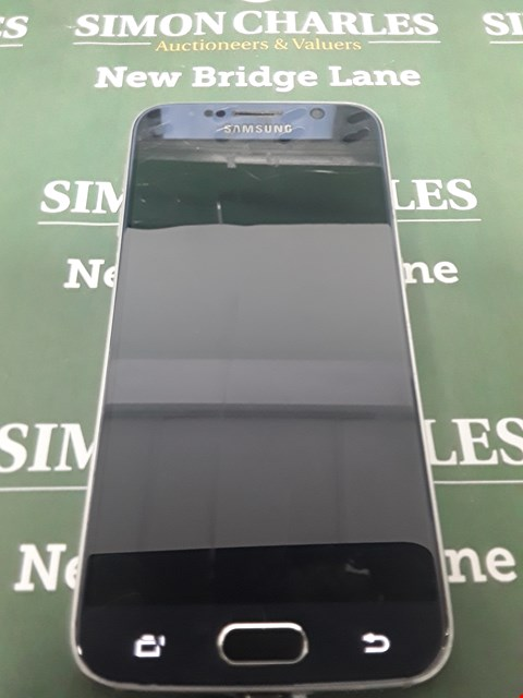 Lot 77 SAMSUNG S6 MOBILE PHONE