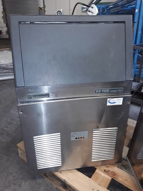 Lot 9036 SCOTSMAN EC105 EASY FIT ICE MACHINE