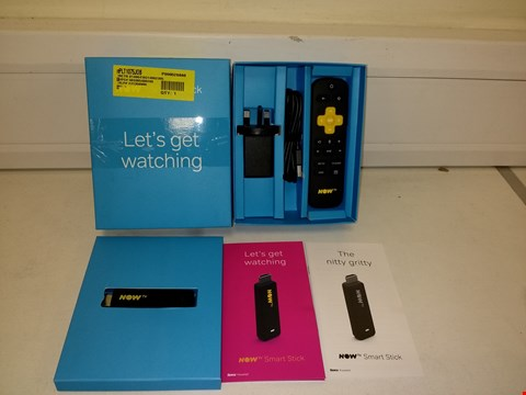Lot 9545 NOW TV SMART TELEVISION STREAMING STICK