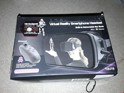 Lot 773 LOT OF 4 DREAM VISION VIRTUAL REALITY SMARTPHONE HEADSETS