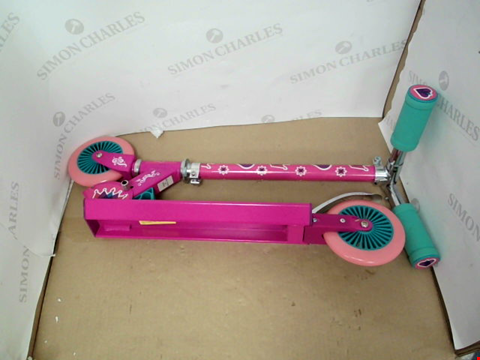 Lot 10516 BOXED DISNEY PRINCESS IN LINE SCOOTER RRP £30.00