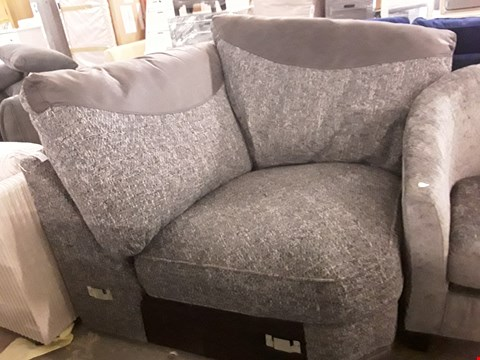 Lot 330 GREY FABRIC CORNER SECTION