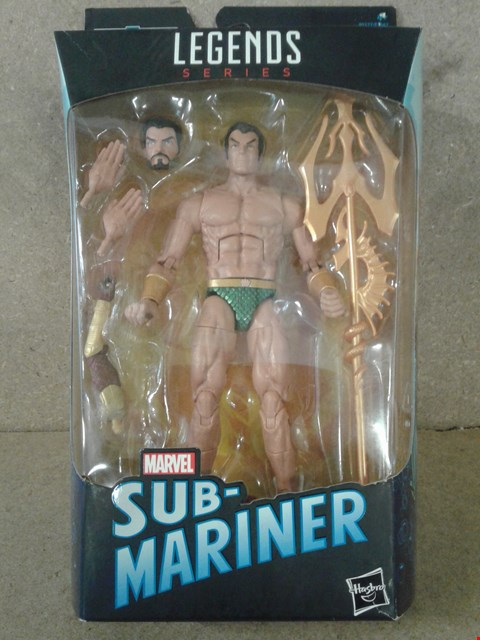 Lot 248 BRAND NEW BOXED MARVEL LEGEND SERIES SUBMARINER
