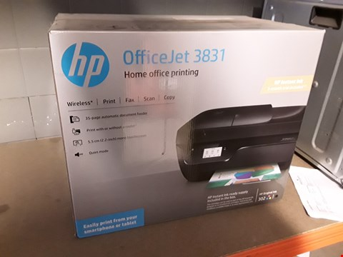Lot 17033 BOXED HP PRINTER