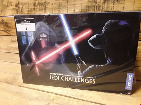 Lot 43 LENOVO STAR WARS JEDI CHALLENGES AR7561N HEADSET