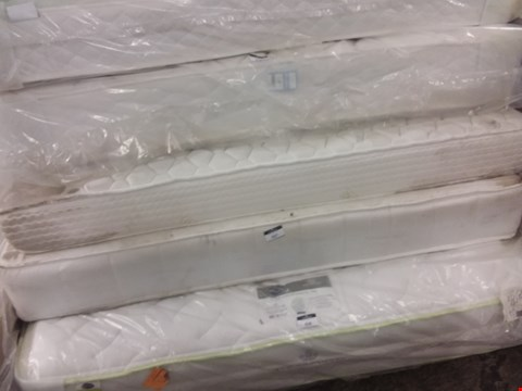 Lot 617 2 UNBAGGED 180CM MATTRESSES