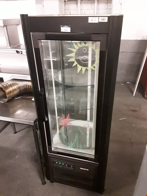 Lot 9040 AHT THREE-TIER DISPLAY COOLER