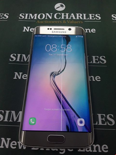 Lot 4 SAMSUNG S6 EDGE 64GB MOBILE PHONE