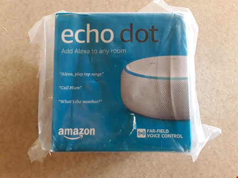 Lot 40 BOXED AMAZON ECHO DOT