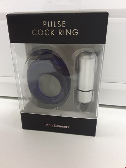 Lot 10101 BOXED ANN SUMMERS PULSE COCK RING