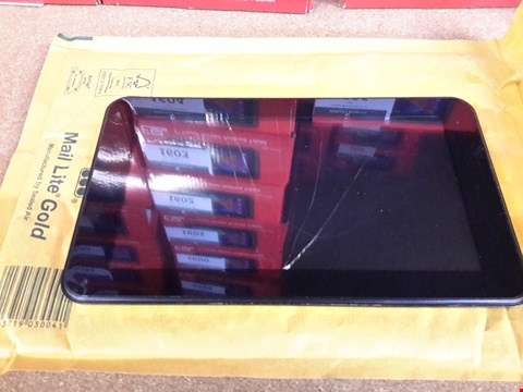 """Lot 376 MIKONA 7"""" 8GB ANDROID 4.4 TABLET - BLACK"""