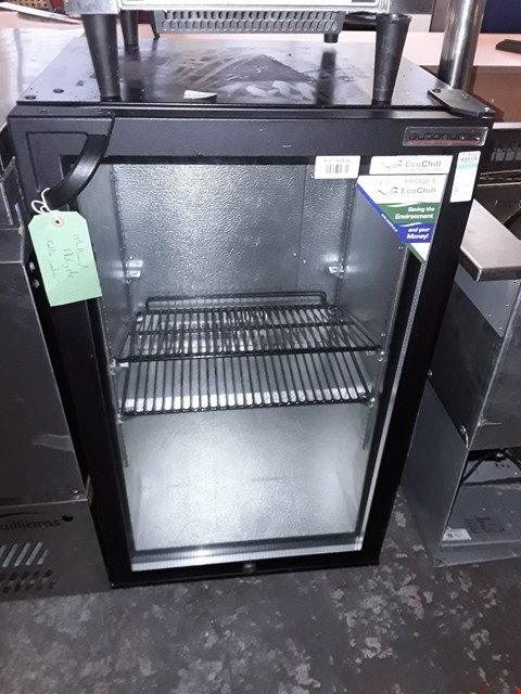 Lot 76 AUTONUMIS SINGLE DOOR BOTTLE FRIDGE