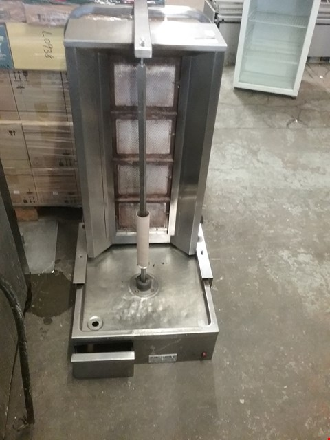 Lot 2130 ARCHWAY 4 BURNER COMPACT DONNER KEBAB GRILL