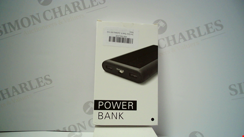 Lot 18082 HX160Y9 26800MAH POWER BANK