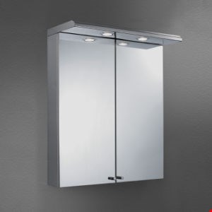 Lot 13591 BRAND NEW BOXED LED MIRROR CABINET (CB-A6067L) (BOX 2 OF 2 ONLY)