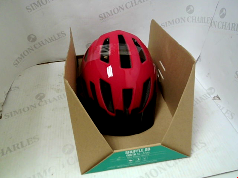 Lot 10592 SPECIALISED SHUFFLE SB YOUTH 52-57CM CYCLING HELMET