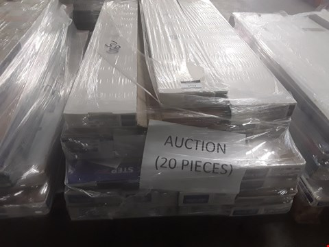 Lot 94 PALLET OF APPROXIMATELY 20 PACKS OF LAMINATE FLOORING