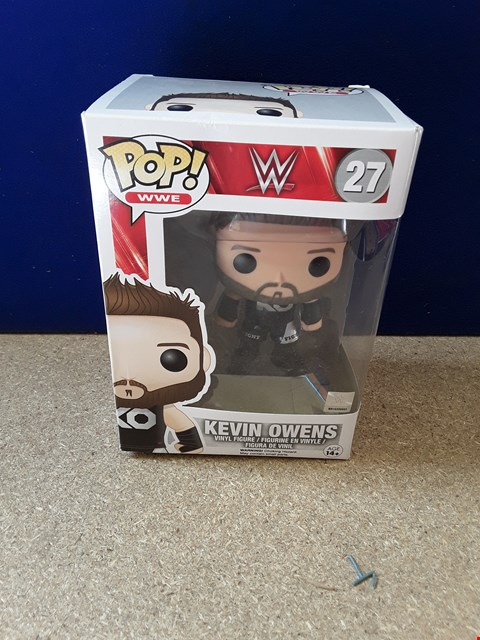 Lot 5056 BOXED POP! WWE KEVIN OWENS