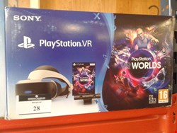 Lot 28 BOXED SONY PLAYSTATION VR SET