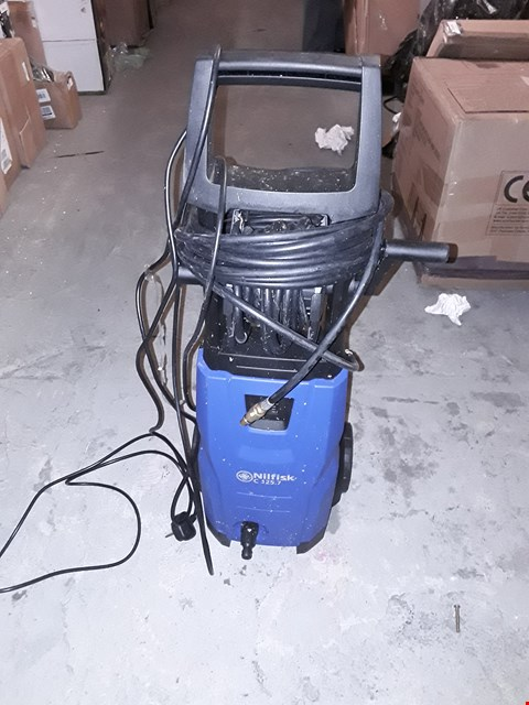 Lot 7949 NILFISK C 125 BAR PRESSURE WASHER