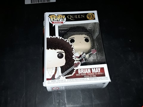 Lot 2096 POP ROCKS QUENN 93 BRIAN MAY VINYL FIGURE