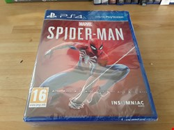 Lot 9409 MARVEL SPIDERMAN FOR PS4
