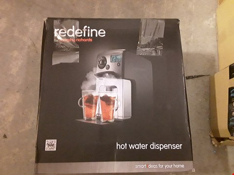 Lot 574 MORPHY RICHARDS REDEFINE HOT WATER DISPENSER