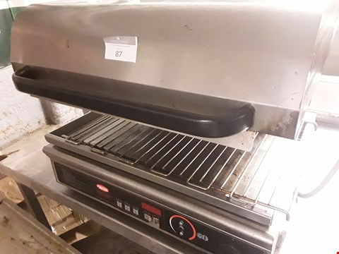 Lot 87 HATCO QUICK THERM SALAMANDER GRILL