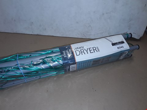 Lot 8040 40M 4-ARM ROTARY DRYER