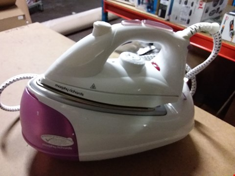 Lot 1139 MORPHY RICHARDS JET STEAM IRON