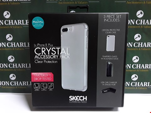 Lot 507 SKECH CRYSTAL ACCESSORY PACK FOR IPHONE 8 PLUS