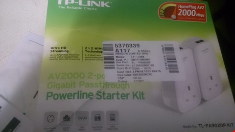 Lot 90 TPLINK  POWER LINE STARTER KIT