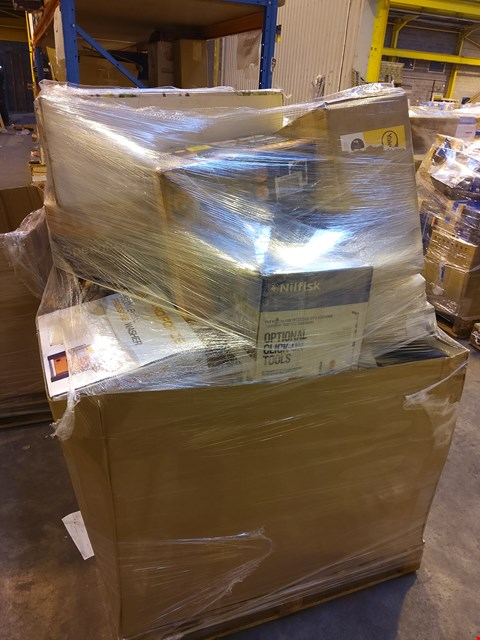 Lot 1016 PALLET OF APPROXIMATELY 33 ASSORTED ITEMS TO INCLUDE: