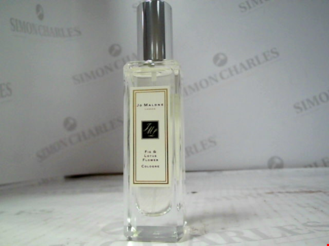 Lot 11048 JO MALONE FIG & LOTUS FLOWER COLOGNE, 30ML (UNBOXED)